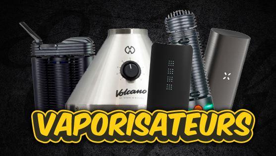 Tableau comparatif des Vaporisateurs